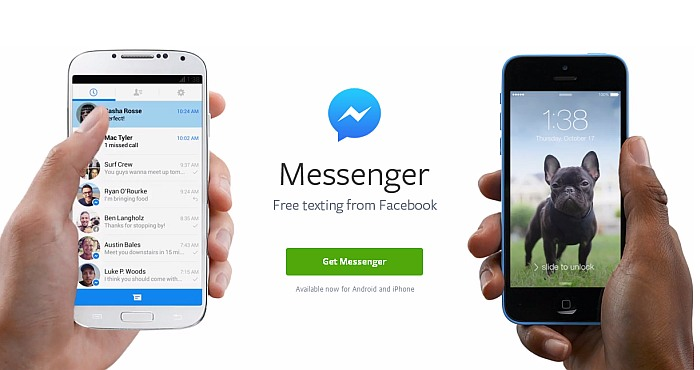 Download Latest Facebook Messanger and enjoy Newest Features
