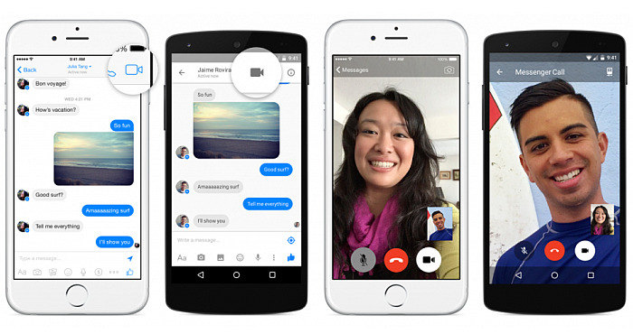 Facebook Messenger introduced new Conversational Option